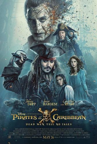 2017 Pirati dei Caraibi