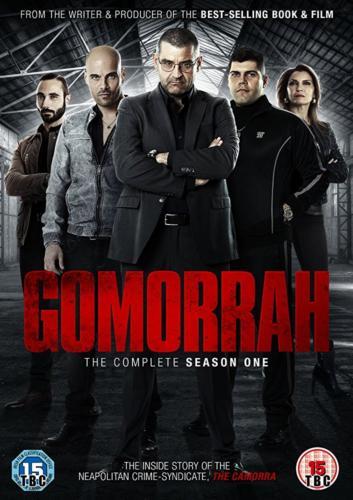 2018 Gomorra serie