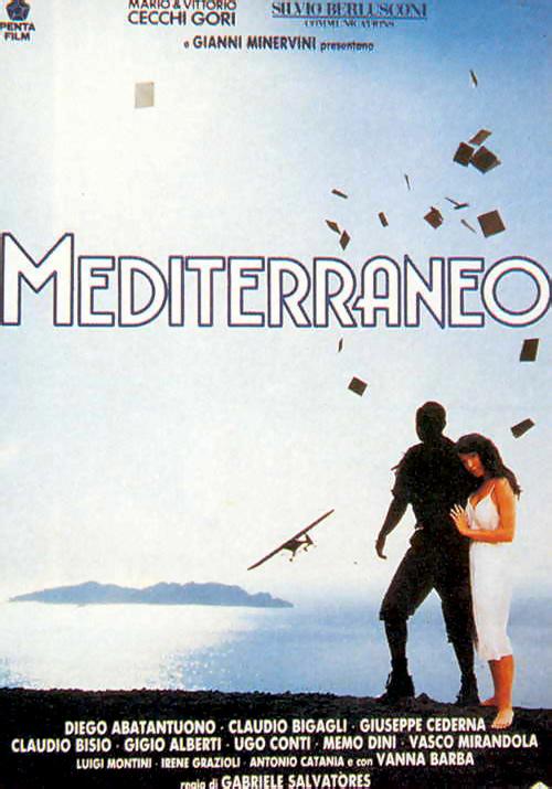 1991-Mediterraneo