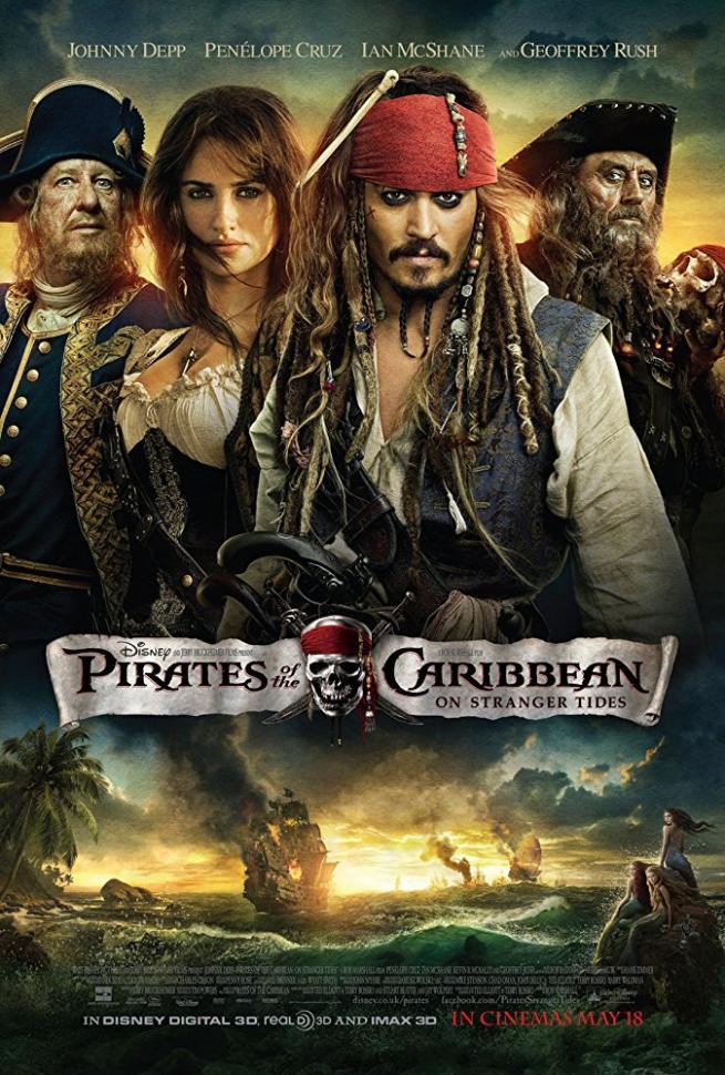 2011 Pirati dei Caraibi