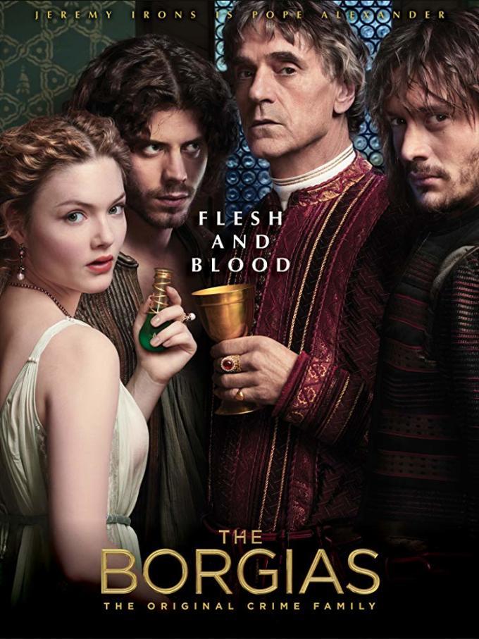 2011 The Borgias Pescucci