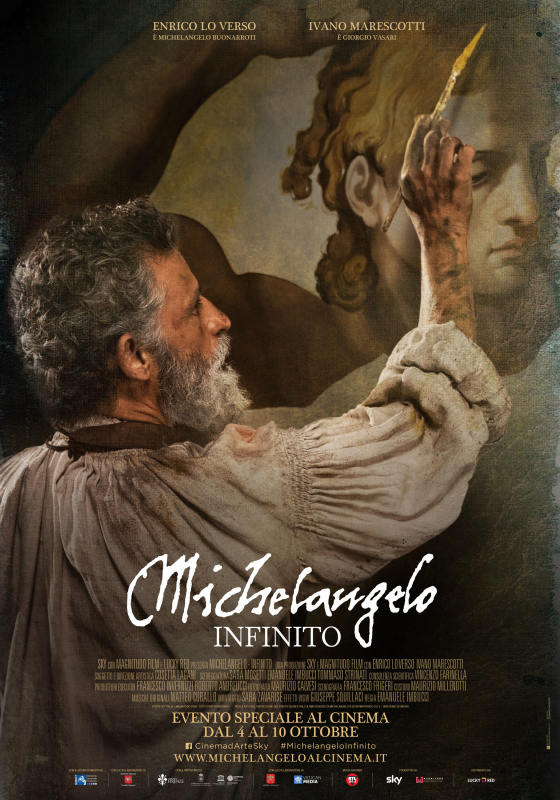 2018 Michelangelo infinito